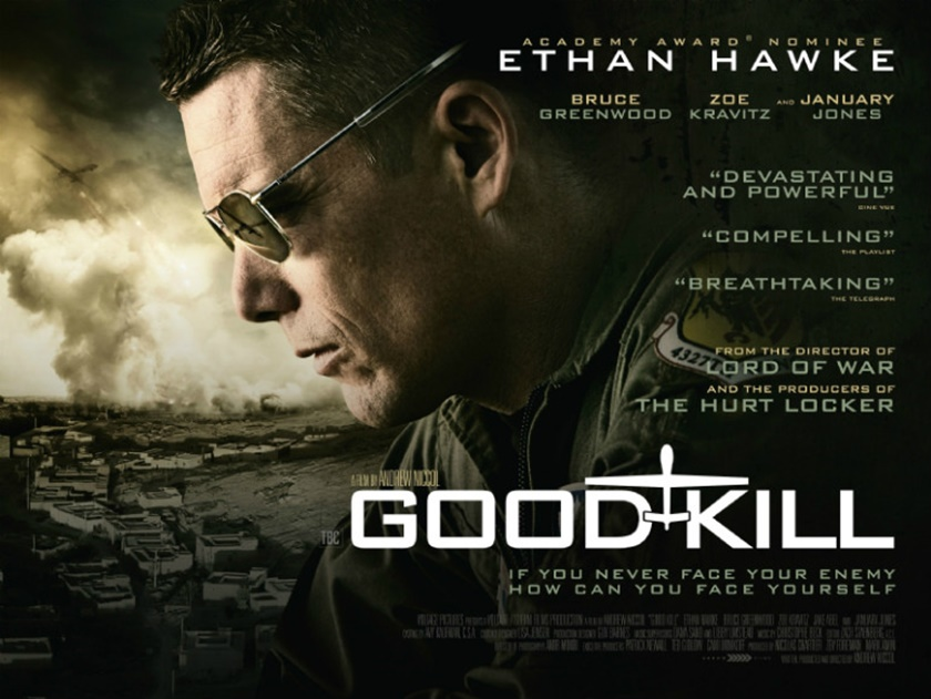 Good-Kill Drone Of War ドローンオブウォー イーサン・ホーク