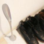 孤高の嗜好品 第32弾:レオナルドの靴べら。