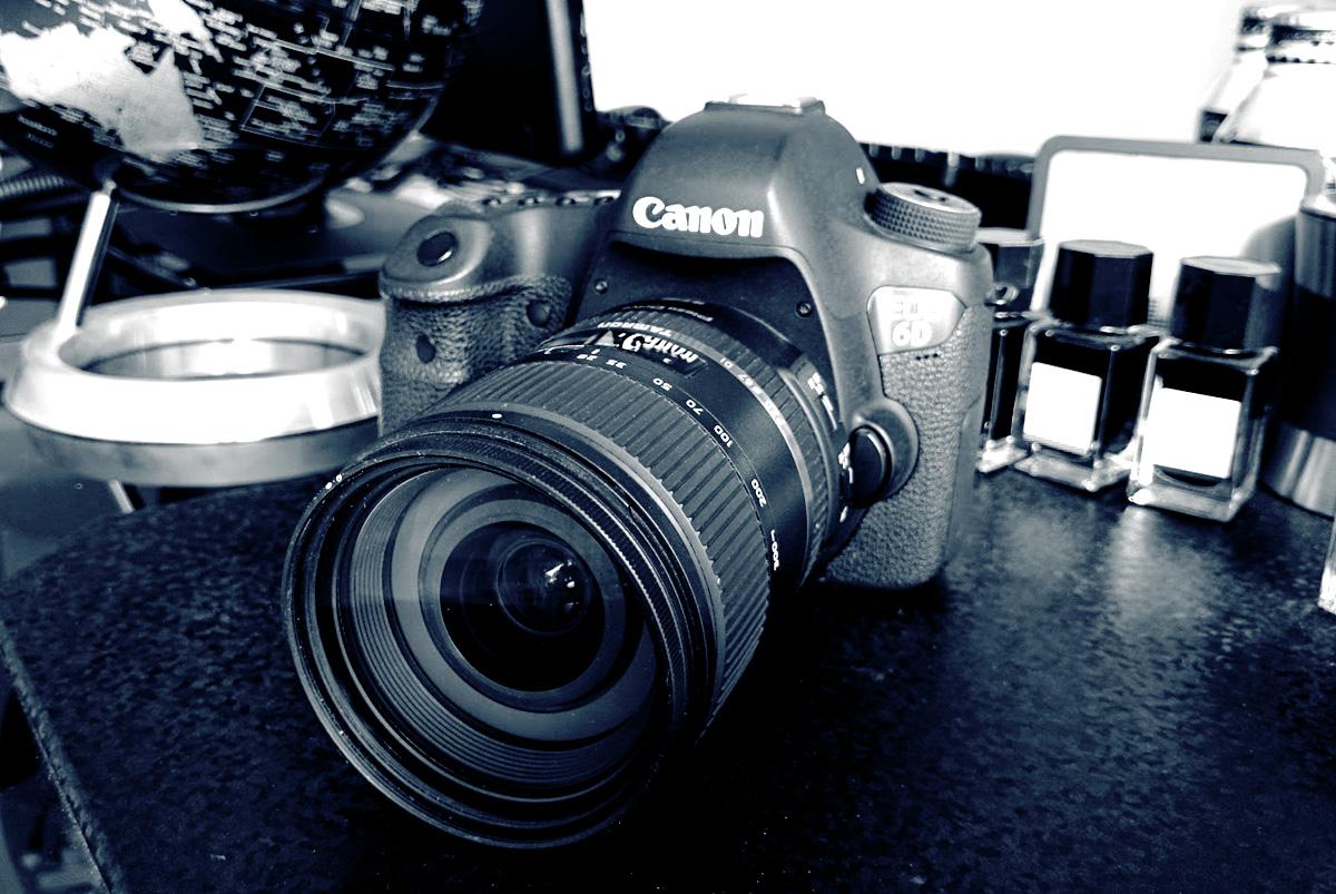 キャノン タムロン Canon EOS6D & TAMRON 28-300mm (1)
