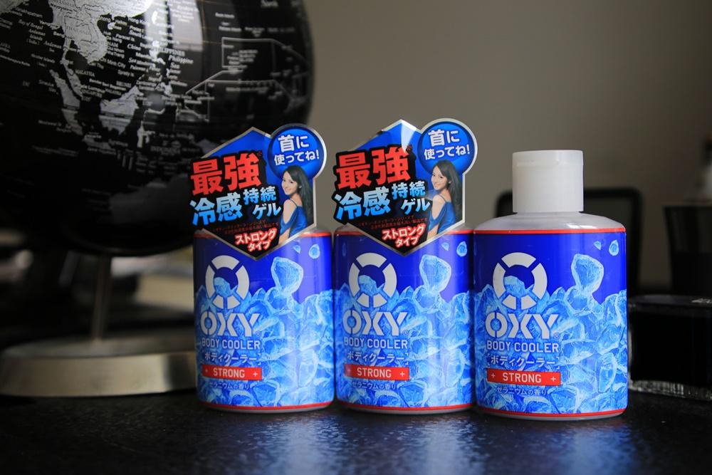 オキシーボディクラーストロング OXY BODY COOLER STRONG 100ml ゼラニウムの香り 447円