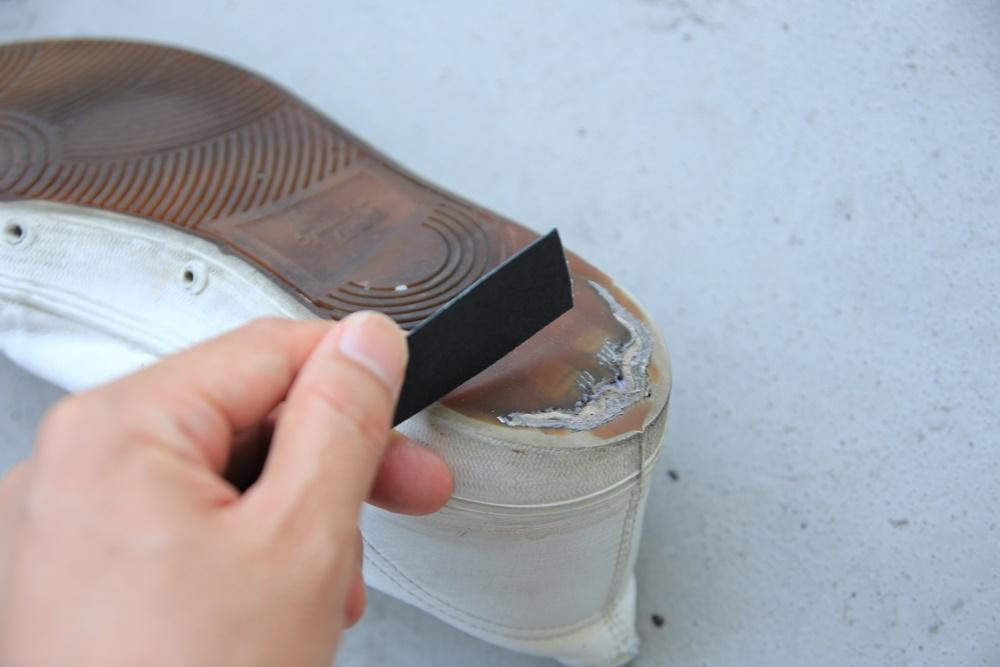 shoe GOO (3) シューグー ソール応急処置