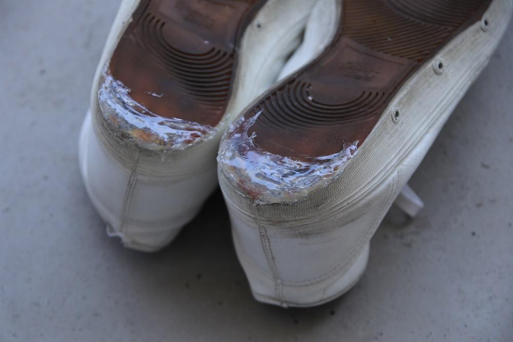 shoe GOO (6) シューグー ソール応急処置