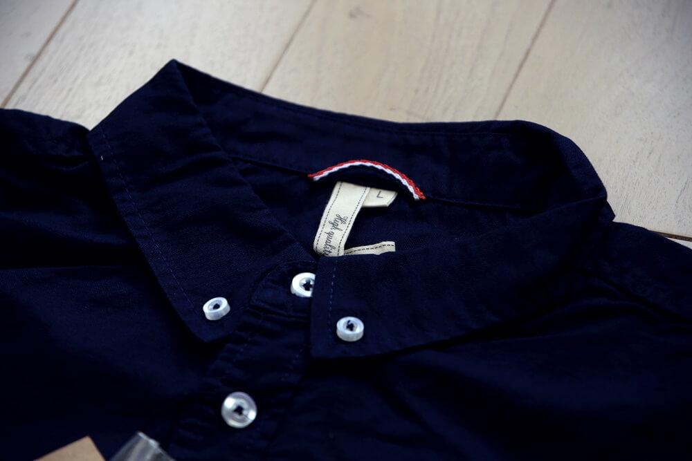 black_beuty_oxford_shirts-3 オックスフォード 長袖ボタンダウンシャツ ブラックビューティ 楽天