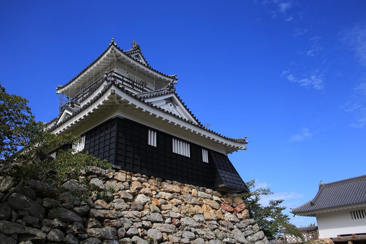 野面積みの出世城 浜松城 hamamatsujo (2)