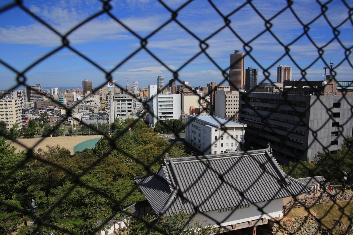 野面積みの出世城 浜松城 徳川家康 hamamatsujyo (3)