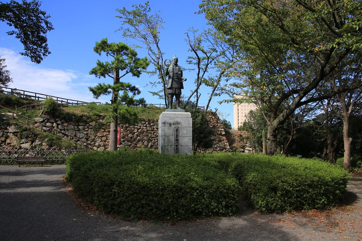 野面積みの出世城 浜松城 徳川家康 hamamatsujyo (6)