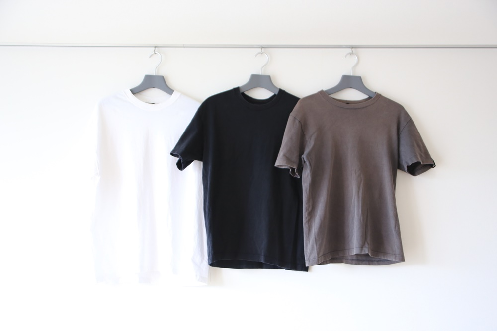 ガテン系な育てるTシャツ。
