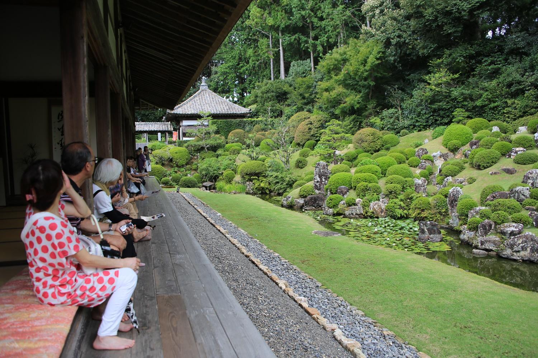 庭園 ryotanji (10) おんな城主直虎所縁の龍潭寺