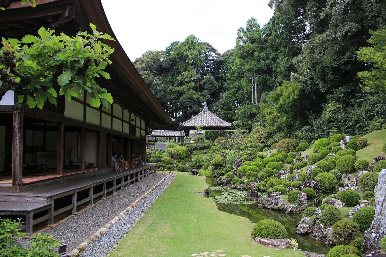 庭園 ryotanji (12) おんな城主直虎所縁の龍潭寺