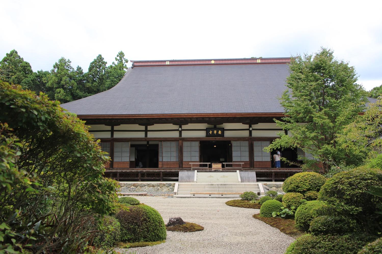 本堂 ryotanji (14) おんな城主直虎所縁の龍潭寺