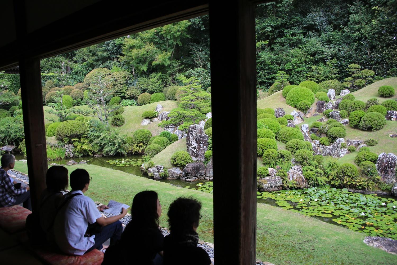 庭園 ryotanji (9) おんな城主直虎所縁の龍潭寺