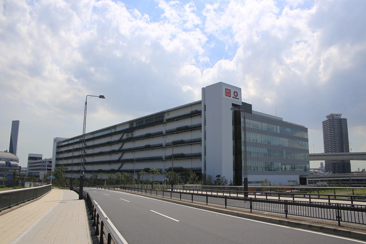 ユニクロ有明配送センター toyosu_ichiba (5)