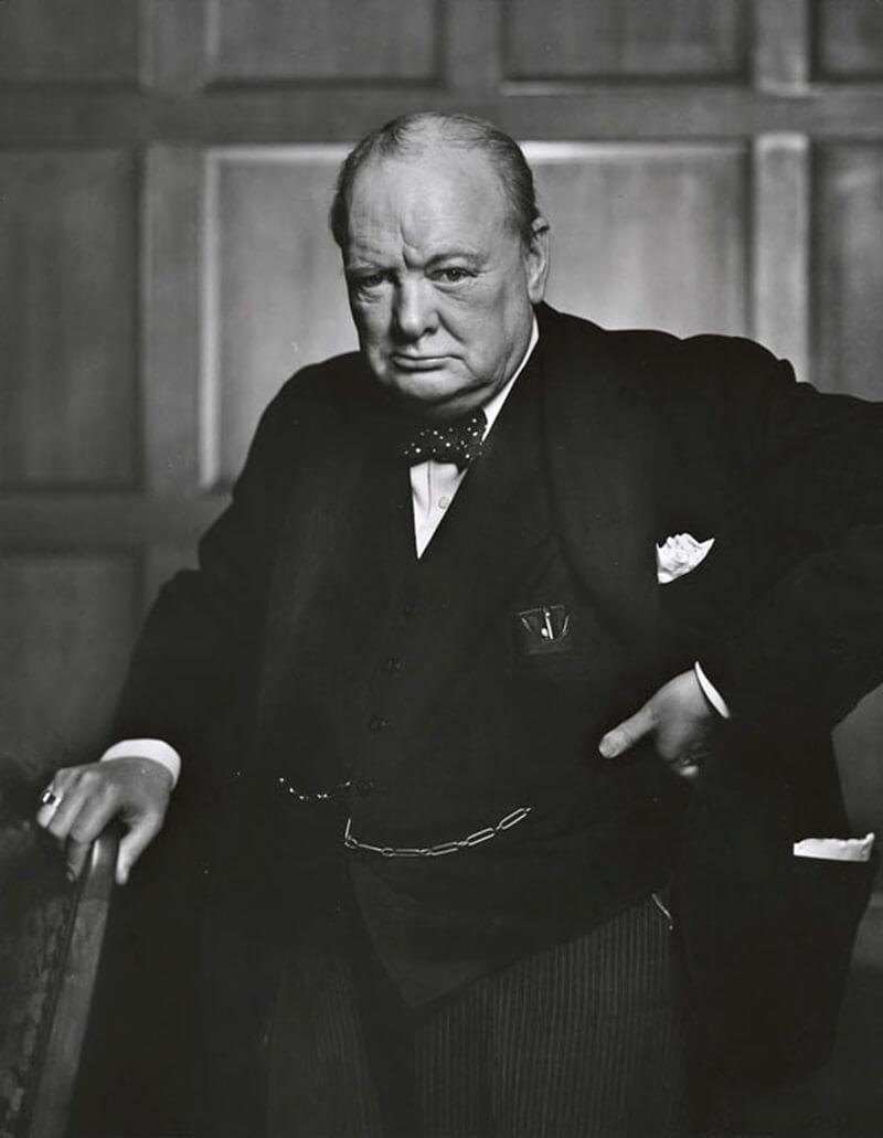 sir_winston_churchill ウィンストン・レナード・スペンサー=チャーチル