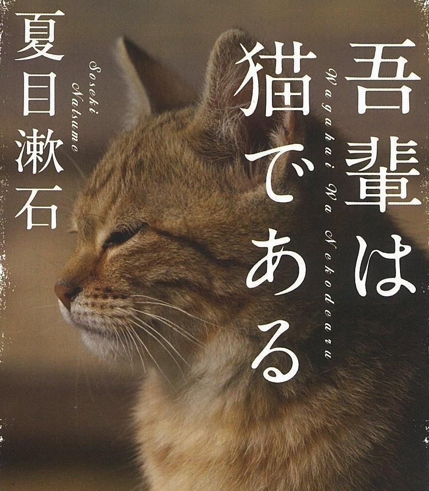 吾輩は猫である 夏目漱石