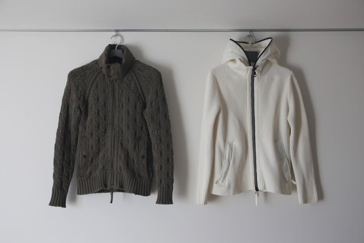 knit_jacket ニットジャケット