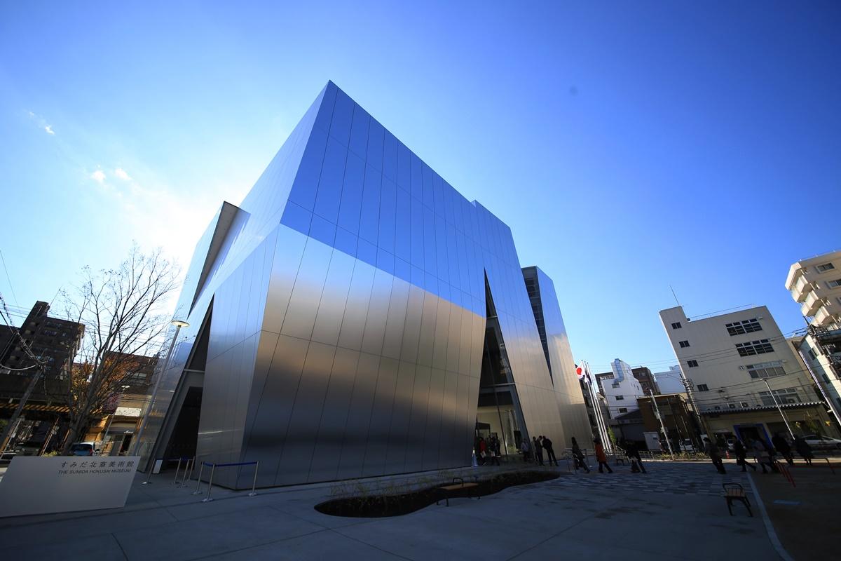 すみだ北斎美術館 建物 妹島和世氏設計 the_sumida_hokusai_museum-3
