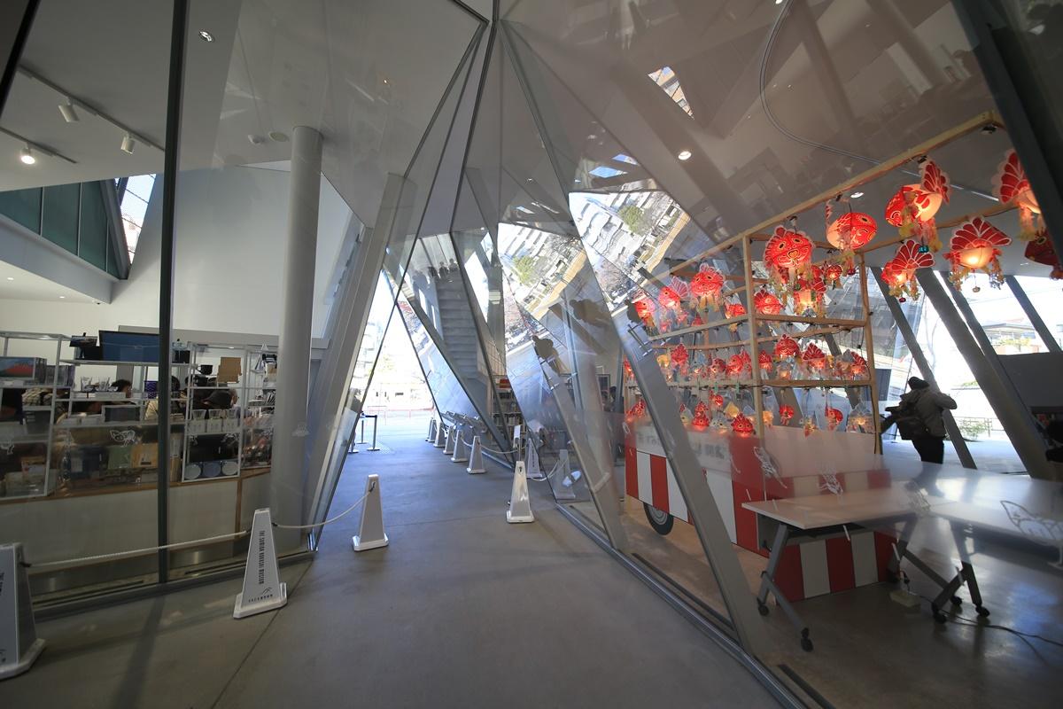 すみだ北斎美術館 建物 妹島和世氏設計 the_sumida_hokusai_museum-7