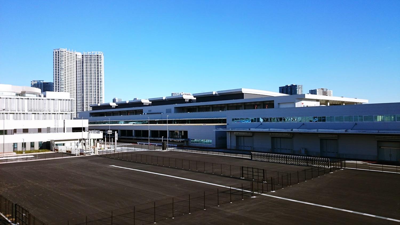 toyosu-7  湾岸エリア 豊洲市場