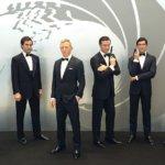 歴代007 x  BARNEYS NEW YORK。