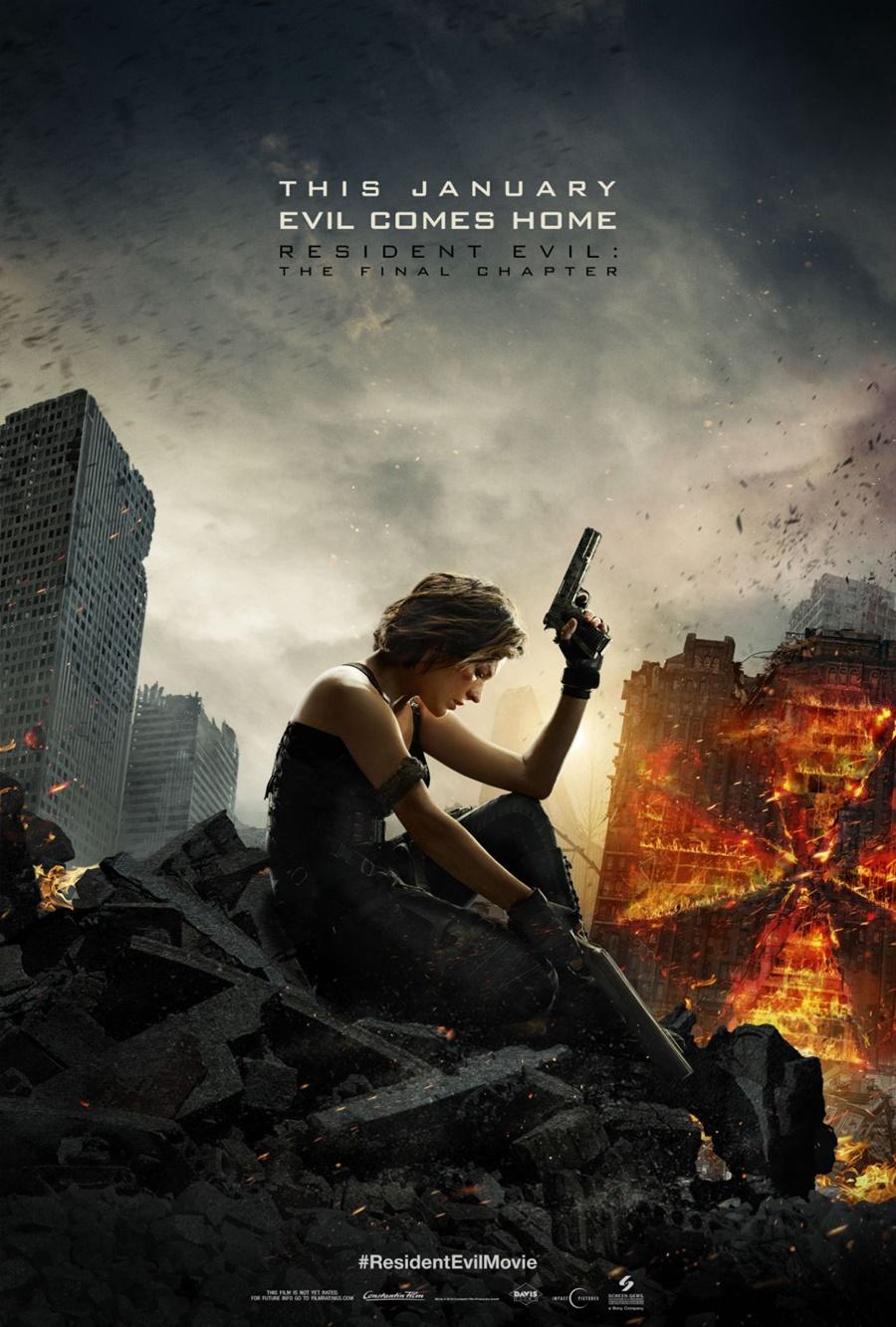バイオハザード: ザ・ファイナル Resident Evil The Final Chapter (2)