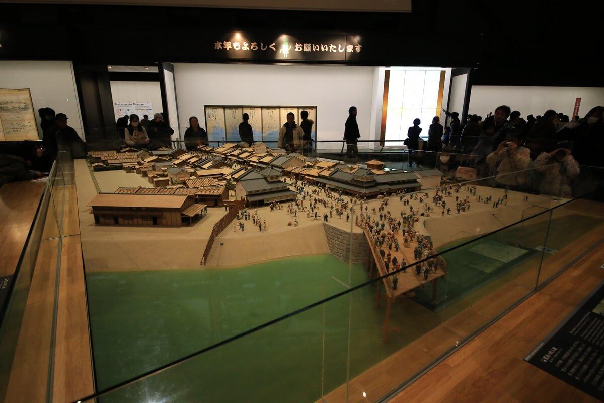江戸東京博物館 両国