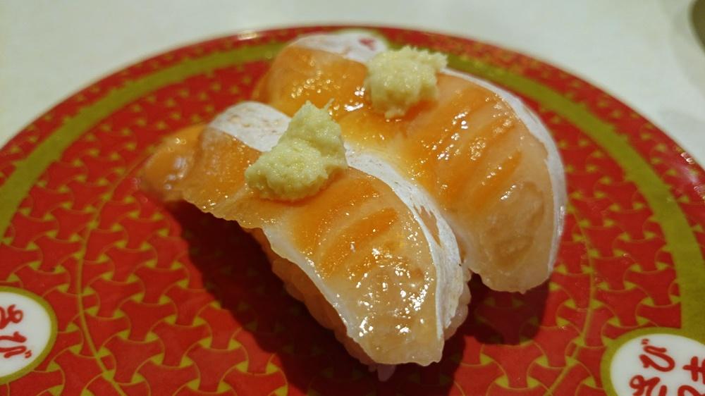 はま寿司 大トロサーモン