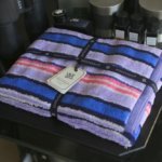 洗えば洗うほどふっくらするムースパフの極上バスタオル。