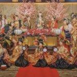 東京オートサロン2017の花魁たち。