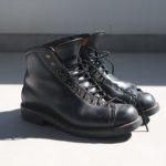 安藤製靴Zメンテナンス。