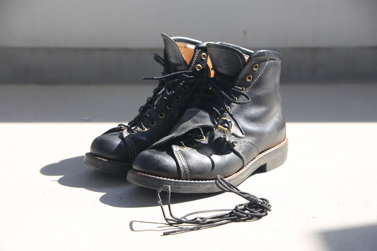 andoseika_Z (1) 安藤製靴 Z メインテナンス 靴磨き