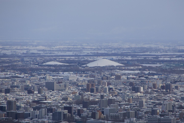 北海道 札幌 大倉山ジャンプ競技場 モエレ沼公園