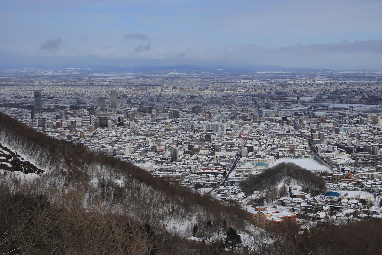 北海道 札幌 大倉山ジャンプ競技場
