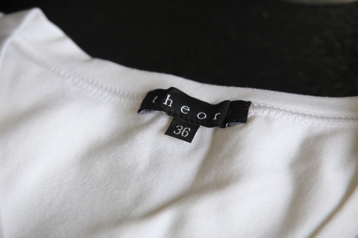 セオリー ジム・アンドリオン VネックTシャツ Theory_Gym_Andrion_V