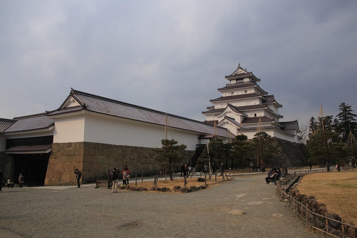 会津若松 鶴ヶ城 auzuwakamatsu_tsurugajyo (4)