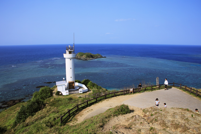 石垣島・小浜島の旅 vol.4 平久保崎灯台編。