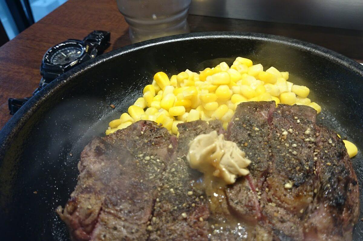 ikinari_steak 晴海トリトン店 いきなりステーキ