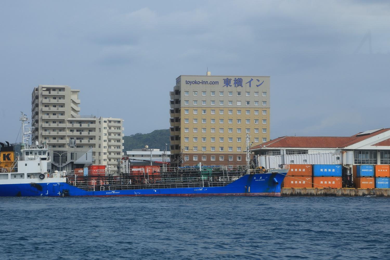 石垣港 小浜島 定期船 東横イン