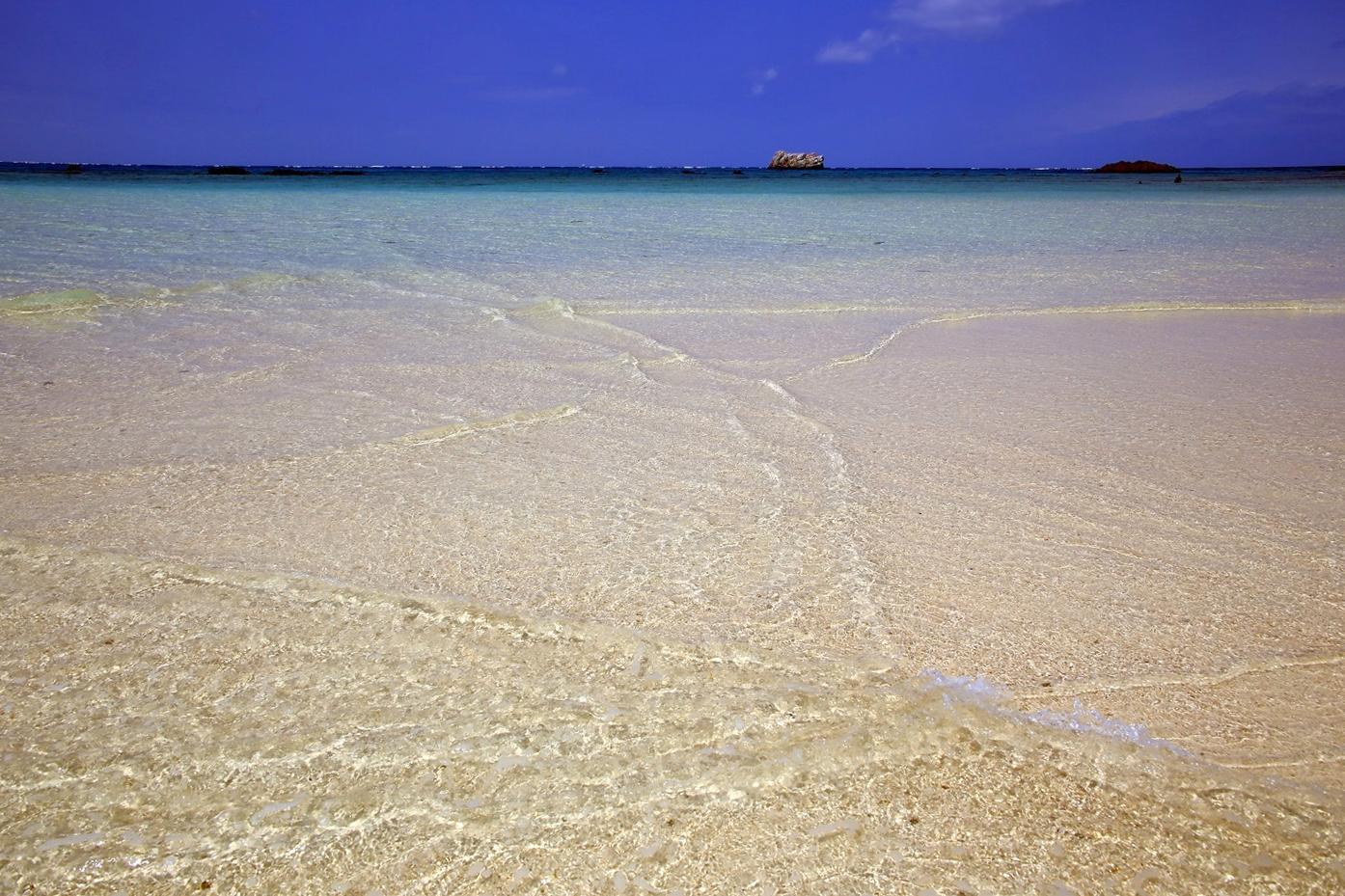 石垣島 小浜島 幻の島