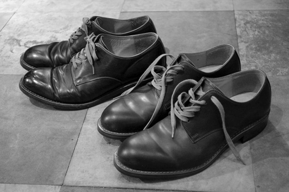 MOTOコードバン短靴 (1)