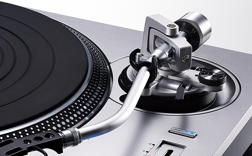 テクニクス レコードプレーヤー Technics_SL-1200G (1)