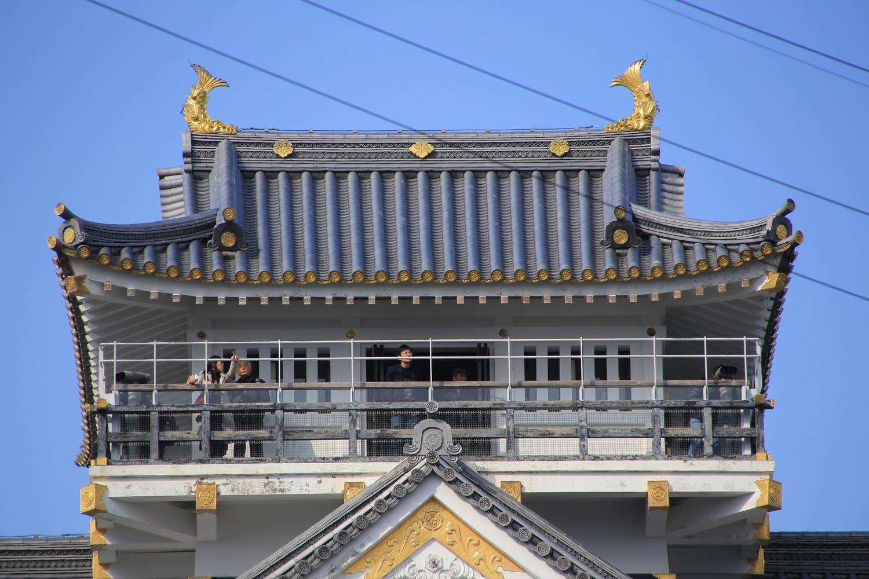 gifu Castle 岐阜城 稲葉山城