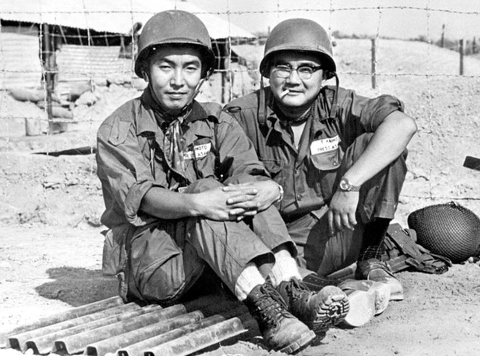 kaikoken_akimoto 開高健と秋元啓一 ベトナム戦争