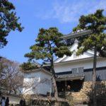 徳川家康生誕の地・岡崎城。