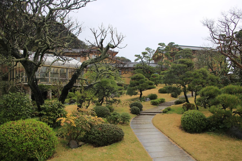 旧吉田茂邸 日本庭園 大磯 shigeru_yoshida_residence (1)