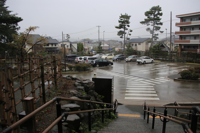 旧吉田茂邸 駐車場 大磯 shigeru_yoshida_residence (1)