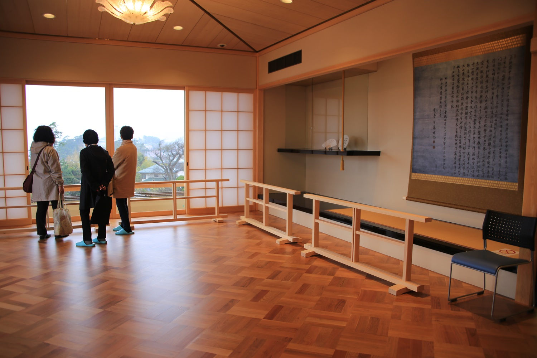 金の間 旧吉田茂邸 大磯 shigeru_yoshida_residence (1)