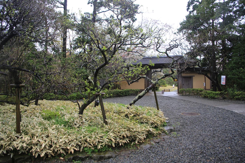 旧吉田茂邸 兜門 大磯 shigeru_yoshida_residence (1)