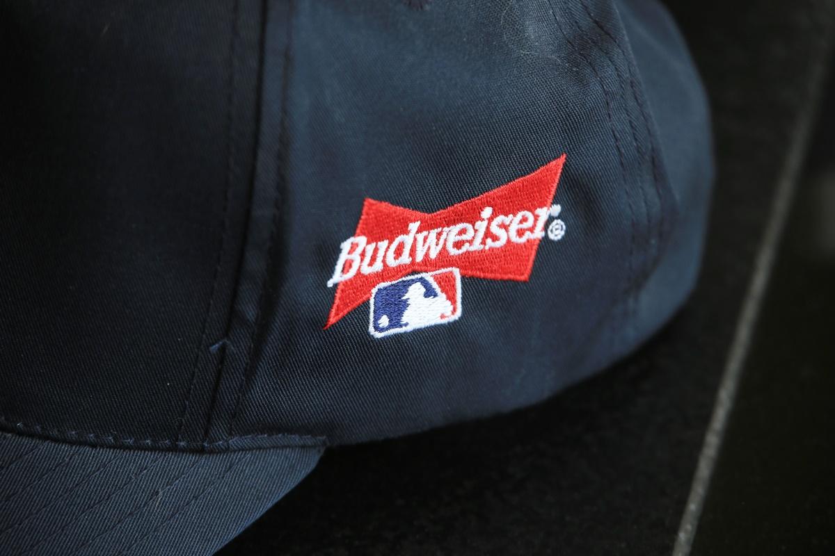 ニューヨーク・ヤンキース(英語: New York Yankees、略称:NYY)帽子 キャップ バドワイザー