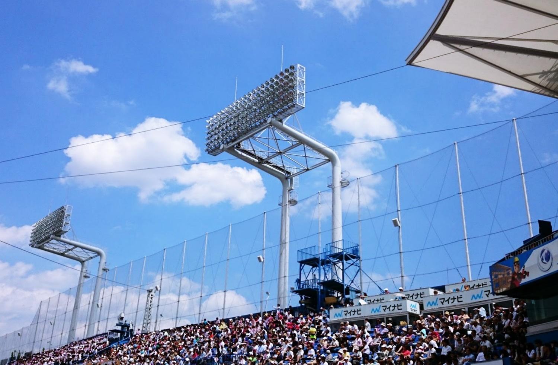 東京六大学野球 早慶戦 神宮球場