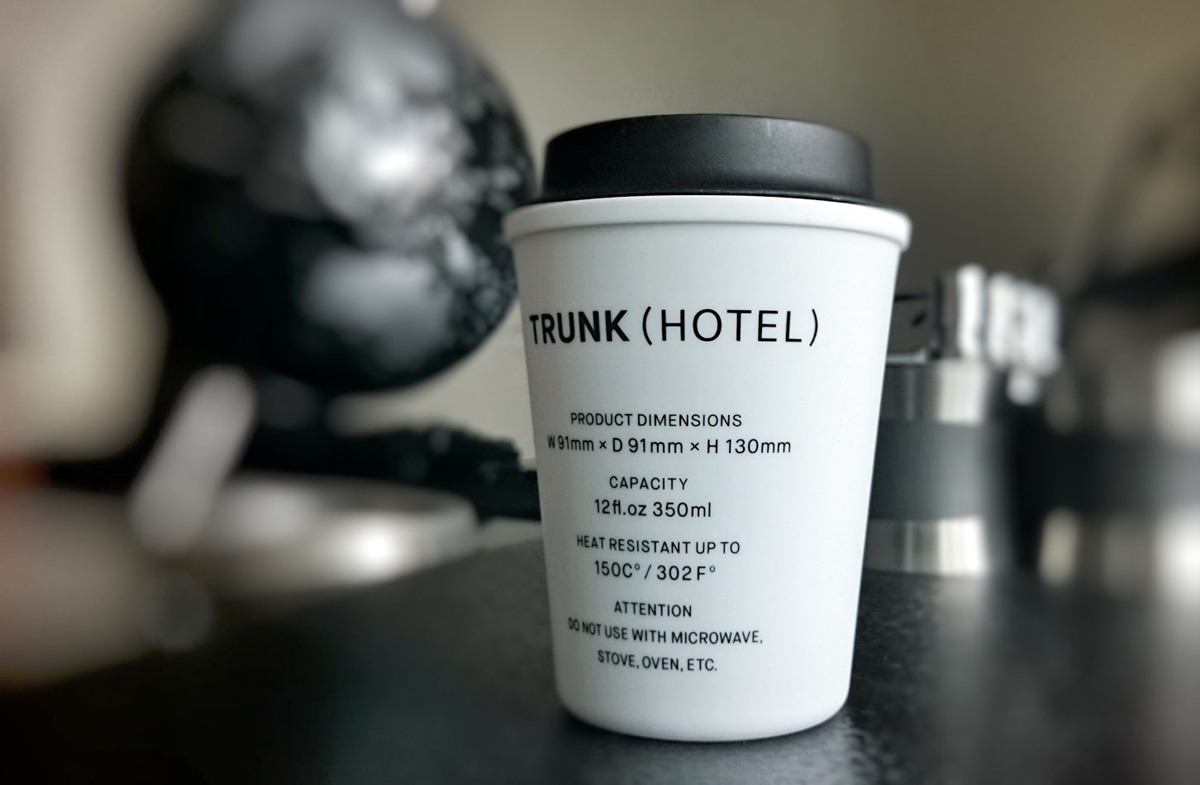 RIVERS x TRUNK(HOTEL) WALLMUG SLEEK